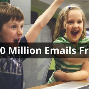 100-million-emails-free