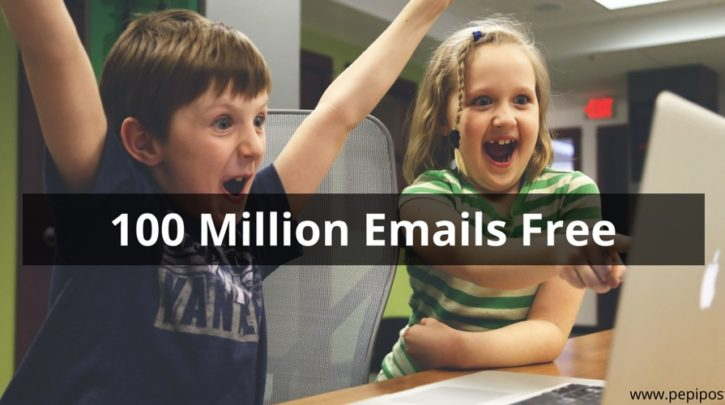 100-million-emails-free