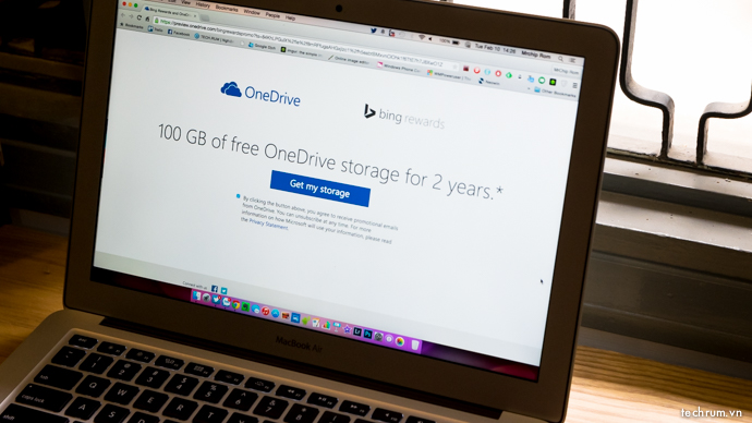 100GB OneDrive mien phi