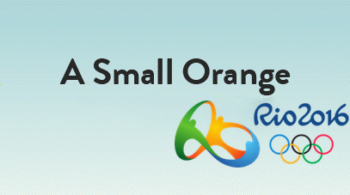A Small Orange Rio 2016