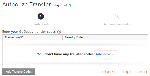 Authorize Transfer