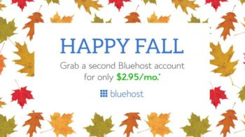 bluehost-happy-fall-offer