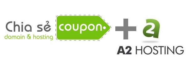 chia se coupon a2 hosting