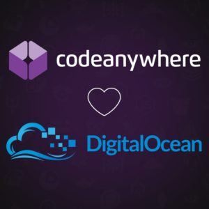 Codeanywhere DigitalOcean