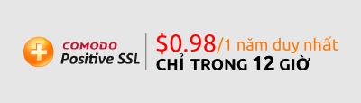 Comodo Positive SSL 0.98