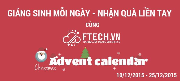 FTECH Giang Sinh