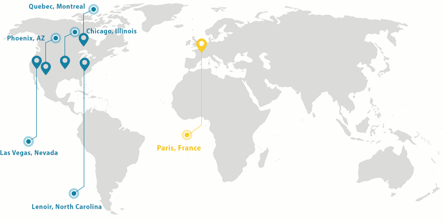 GreenCloudVPS Locations