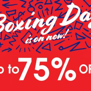 Hawk Host Boxing Day Sale
