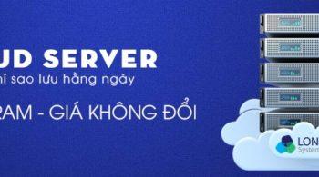 Long Van Cloud Server tang 2GB RAM