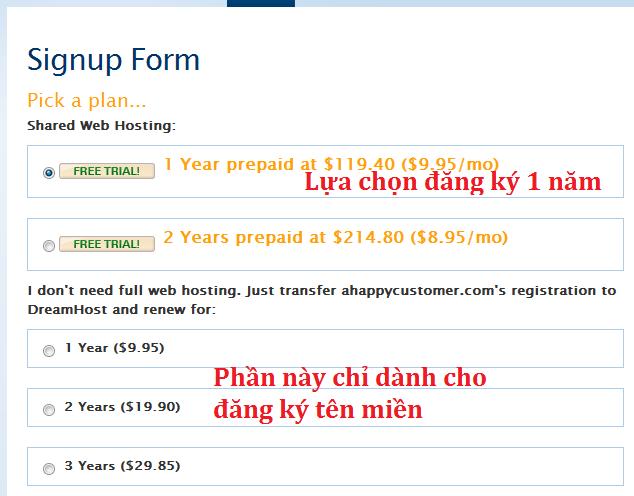 lua chon goi hosting