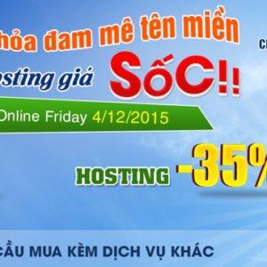 Nhan Hoa Online Friday