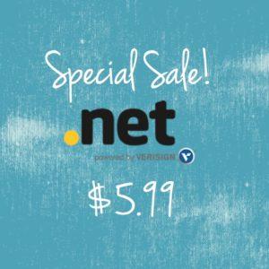 Special .NET Sale