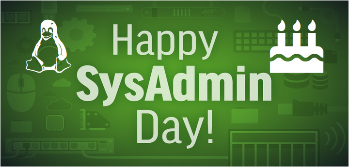 System Admin Day