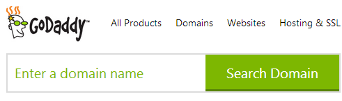 tim domain godaddy