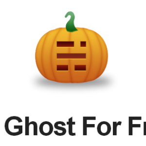 try ghost for free