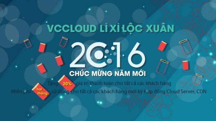 VCCloud Li xi loc xuan