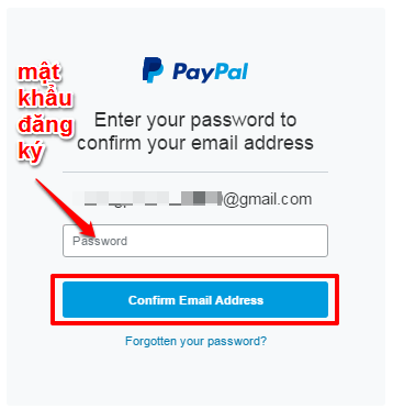 verify password email