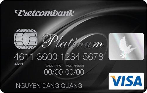 Vietcombank Visa Platinum