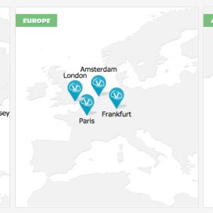 Vultr Locations