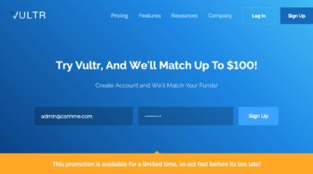 Vultr Match