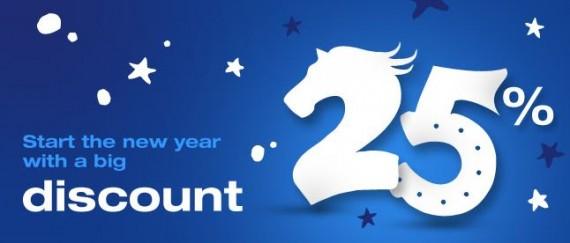 WebHostingBuzz new year 2014